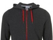 DARK GREY KANGAROO HOODY